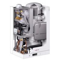 Dujinis kondensacinis katilas Viessmann Vitodens 111-W, 19kW su integruotu 46l vandens šildytuvu