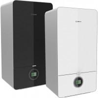 Dujinis kondensacinis katilas Bosch Condens, GC 7000iW, 24/28C, momentinis vandens ruošimas, baltas