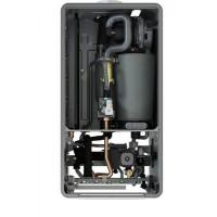 Dujinis kondensacinis katilas Bosch Condens, GC 7000iW, 24/28CB, momentinis vandens ruošimas, juodas