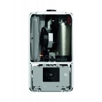 Dujinis kondensacinis katilas Bosch Condens, GC 2300iW, 15/25C, momentinis vandens ruošimas, baltas