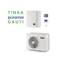 Šilumos siurblys Oras-Vanduo Ariston Nimbus, Plus, 70 S T Net 11 kW Φ3, su Wi-Fi