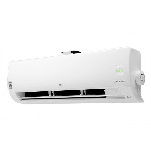 Sieninis oro kondicionierius LG, Dualcool R32 Wi-Fi su oro valymo funkcija, 2.5/3.3