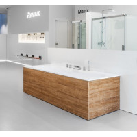 Stačiakampė vonia Ravak City, 180x80