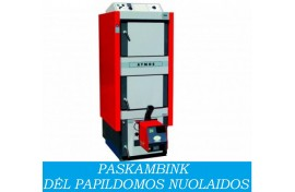 Granulinis katilas Atmos DC25SP - universalus (25 kW)