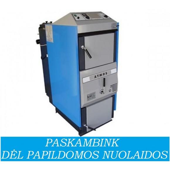 Kieto kuro katilas ATMOS AC 25 S (15-26 kW)