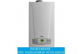 Dujinis katilas BAXI Duo-Tec Compact 24 GA su momentiniu karšto vandens ruošimu (24 kW)