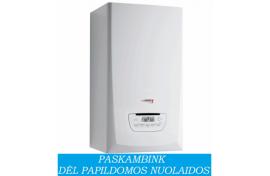 Dujinis katilas Protherm PANTHER 25 KKO šildymui, galima prijungti vandens šildytuvą (25 kW)