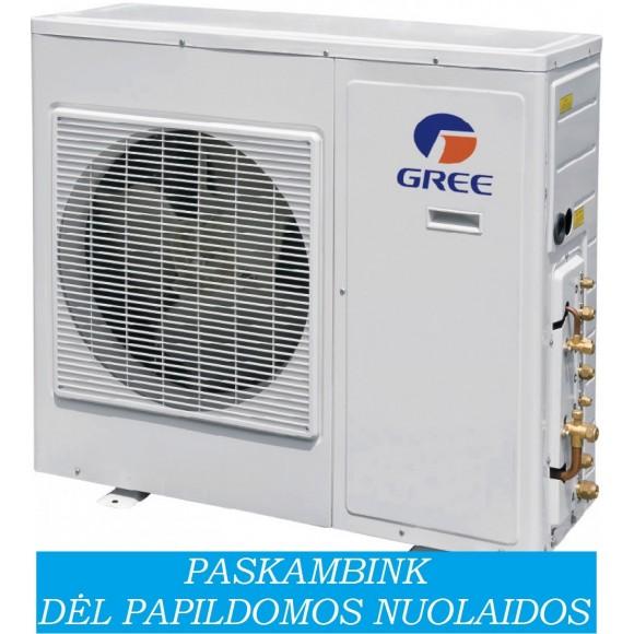 Išorinė multi-split tipo dalis Gree Free Match 8,0/9,5 kW (maks. 4 vidinės dalys)